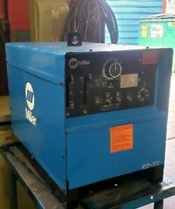 Miller Dialarc Hf Used Power Source Only