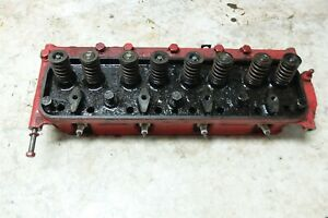 Ford Jubilee Tractor Engine Engine Cylinder Head