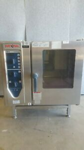 Rational Combimaster Cm61 Gas Combination Oven Free Shipping