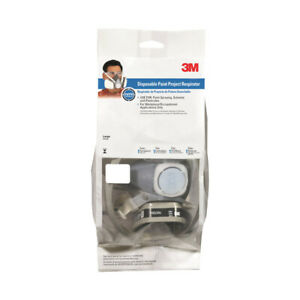 3m Half Face Respirator Large 5000 Series fast Shipping