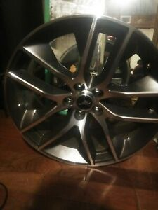 Mustang Rims 20 After Market Mustang Gt Wheels 2017 Brand New In Box Must Go