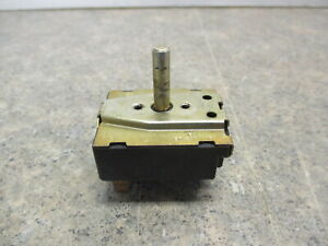 Ge Range Selector Switch Part Wb24x396