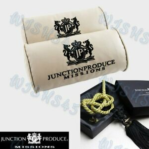 Junction Produce Vip Car Neck Rest Pillow Headrest Gb Charm Kin Tsuna Rope Set