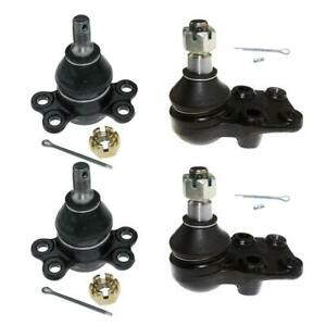 Front Upper Lower Ball Joints Suspension For Isuzu Pickup Rwd 1981 1987