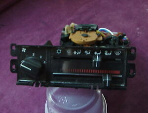 1990 740 Volvo Ac heater hvac climate Control Unit For 1985 1990 740