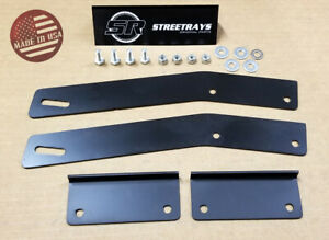 Sr 52 Led Light Bar Mounting Bracket No Drilling For Jeep Cherokee 84 01 Xj
