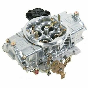 Holley 0 82750sa Aluminum Street Hp Carburetor 750 Cfm