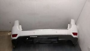 Rear Bumper Upper With Painted Lower Fits 17 Grand Cherokee 2085480