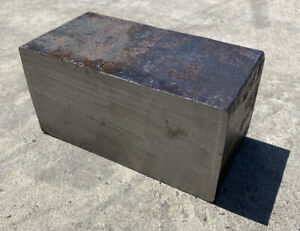 4 1 4 Thickness 4130 Normalized Steel Flat Bar 4 25 X 8 375 X 4 25 Length