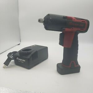 Snap On Cordless Impact Wrench Ct761a With Battery Charger