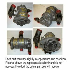 Used Hydraulic Pump Compatible With Bobcat 843b 843 6651877