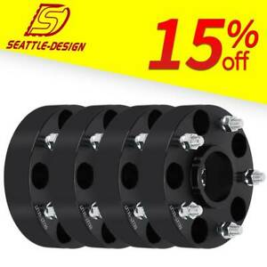 4 X1 5 5x5 To 5x5 71 5mm Cb Wheel Spacers Adapters For Jeep Wrangler Jk Rubicon