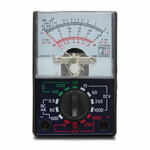 Mf 110a Electric Ac dc Ohm Voltmeter Ammeter Analog Multimeter With Test Pen Us