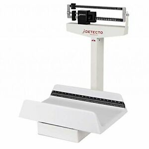 Detecto 459 Mechanical Pediatric Baby Scale New In Box