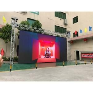 P3 91 500x500mm Super Hd Led Screen Panel For Outdoor Show Rental Led Display H