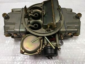 Holley 780 Cfm Carburetor Carb 3310 3878261 eh Chevy 396ci 375hp