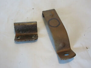 Ford Gpw Jeep Willys Mb Fuel Tank Hold Down Catch Bracket Original