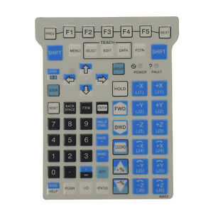 Membrane Keyboard Teaching Protective Film A05b 2518 c212 For Fanuc