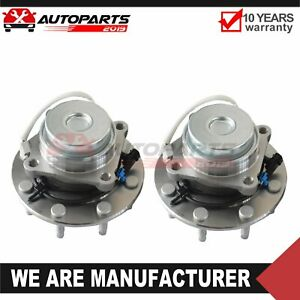 Fits 2008 2017 Dodge Grand Caravan Town Country 2 Front Wheel Bearing Hub