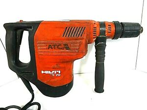 Hilti Te 70 70 atc avr Electric Rotary Hammer Free Shipping
