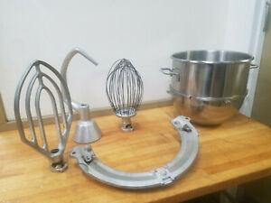 Hobart Vlmh 40 40 Quart Mixer Bowl Set For A 80 Quart Mixer