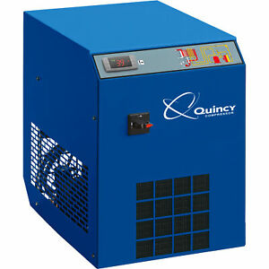 Quincy Non cycling Refrigerated Air Dryer 10 Cfm Model Qpnc 10