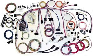 American Autowire 60 66 Chevy Truck Wiring Harness 500560