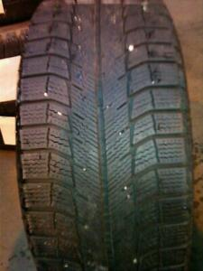 P215 45r17 Michelin X Ice Xi2 Used 215 45 17 87 T 8 32nds