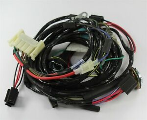 New 1974 Plymouth B Body Forward Lamp Harness