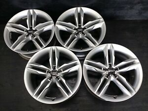 4 Audi A3 A4 A5 A6 A7 A8 R8 Rs4 S4 S5 S6 S7 S8 V8 Vw Wheels Rims Caps 19