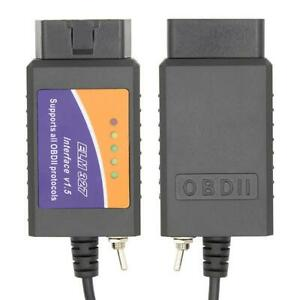 Elm327 Usb Obd2 Modified For Ford Ms Can Hs Can Mazda Diagnostic Forscan Scanne