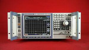 Rohde And Schwarz Fsv4 B29 101469 Signal Spectrum Analyzer To 4 Ghz