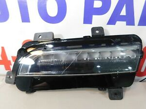 Oem 14 19 Cadillac Cts Fog Light Drl Day Time Running Turn Signal Led Module Lh