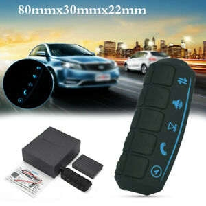 Universal Car Steering Wheel Multi function Wireless Remote Control For Radio