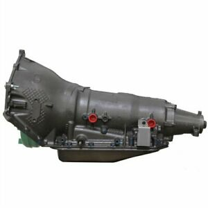 Atk Engines 7602a 81 Remanufactured Automatic Transmission Gm 4l85e 4wd 2003 Che
