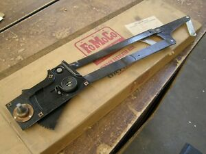 Nos Oem Ford 1949 1950 1951 2 Door Window Regulator Lh Square Post Custom Coupe