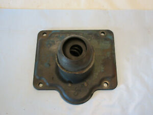 Gpw Jeep T84 Transmission Shift Tower Cover Original F Gpw 7222