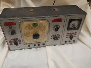 Vintage 1940s Sprague Tel ohmike Model 16 Capacitor Tester parts Only