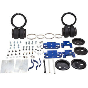 Rear Air Helper Spring Bag Leveling Kit For Gmc Sierra Silverado 2500 Hd 3500