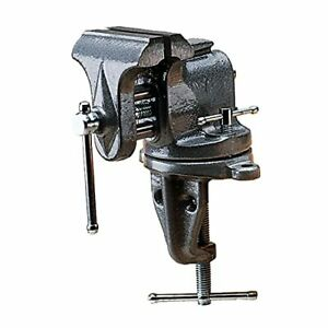 Columbian 33153 153 3 inch Jaw Width By 6 inch Opening Swivel Base Clamp on Ben