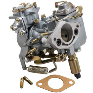 Carburetor Carb Fit For Vw 1600cc Type 1 Engine Bus Bug 113129029a Pict 3 Quaity