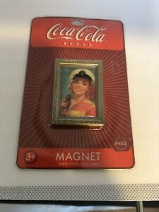 Coca-Cola '1952 Lady with Sailors Hat