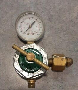 Smith s Equipment Oxygen Regulator