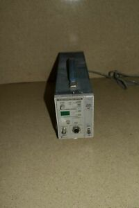 Tektronix Am503b Ac Dc Current Probe Amplifier Module W Tm501chassis