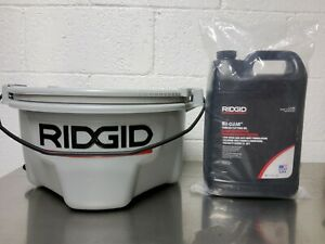 Pristine Ridgid 418 Oiler New Open Box Genuine Ridgid Riged Pipe Threading