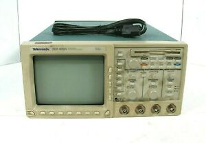 Tektronix Tds 460a Four Channel Digitizing Oscilloscope 400 Mhz 100 Ms s
