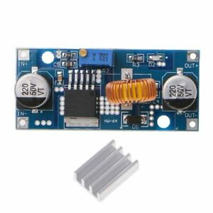 Dc dc Buck Step down 4v 38v To 1 25v 36v 5a Converter Voltage Regulator