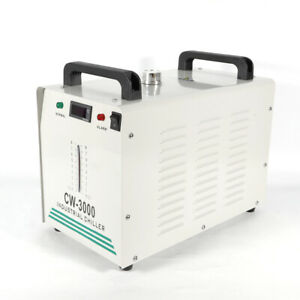 Industrial Water Chiller Cw3000 9l For Cnc Laser Engraver Engraving Machine New