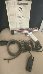Vintage Sears Craftsman Inductive Timing Light 28 2134 Untested Extra Light