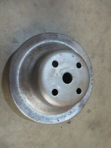 1973 1987 Chevrolet Truck 454 Engine Motor Water Pump 2 Grove Pulley Hot Rod